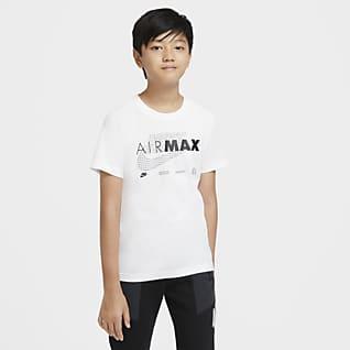 Nike Sportswear Air Max T-shirt Júnior (Rapaz)