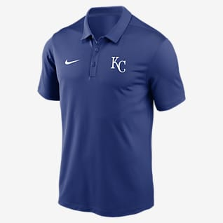 Nike Dri-FIT Team Logo Franchise (MLB Kansas City Royals) Polo para hombre