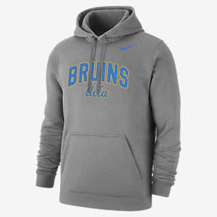 Nike College Club Fleece (UCLA) Men's Hoodie