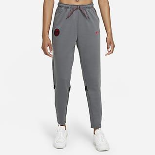 Παρί Σεν Ζερμέν Γυναικείο ταξιδιωτικό ποδοσφαιρικό παντελόνι από φλις