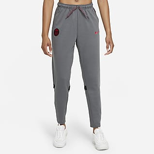 Paris Saint-Germain Женские флисовые футбольные брюки