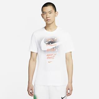 Nike 男子印花短袖T恤