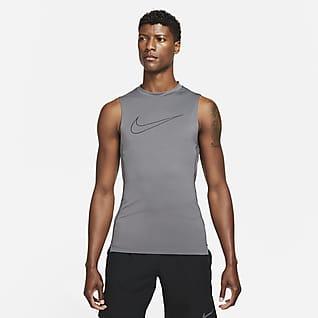 Nike Pro Dri-FIT Men's Tight Fit Sleeveless Top