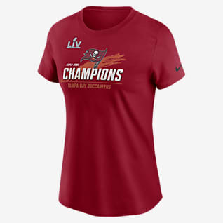 Nike Super Bowl LV Champions (NFL Tampa Bay Buccaneers) Women's T-Shirt