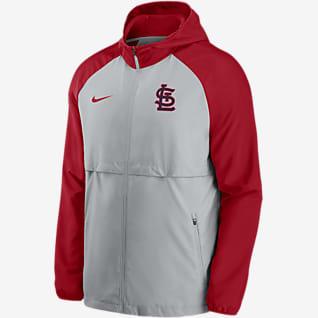 Nike Logo Essential (MLB St. Louis Cardinals) Men's Hooded Jacket