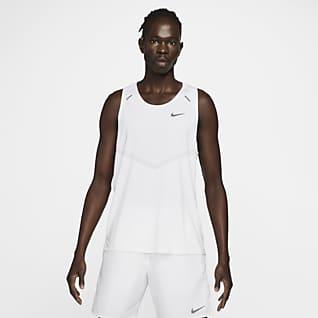 Nike Dri-FIT Rise 365 Męska koszulka bez rękawów do biegania