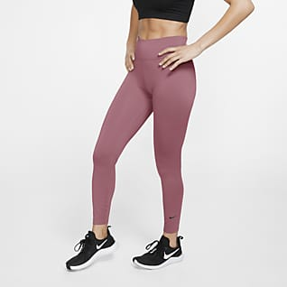 Nike One Legging 7/8 taille mi-basse pour Femme