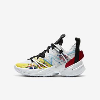 energía agujas del reloj Arrugas  Niños Jordan. Nike CL