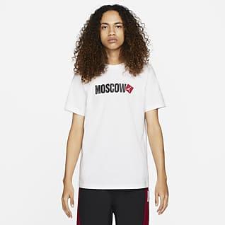 Jordan Moscow Мужская футболка с коротким рукавом
