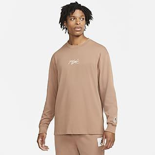 Jordan Flight Essentials Men's Long-Sleeve T-Shirt