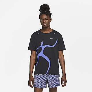 Nike Rise 365 A.I.R. Chaz Bear Haut de running pour Homme