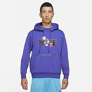 Nike Dri-FIT Standard Issue x Space Jam: A New Legacy 男款籃球套頭連帽上衣