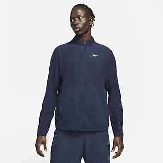 NikeCourt HyperAdapt Advantage Men's Packable Tennis Jacket