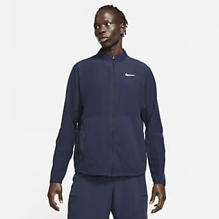 NikeCourt HyperAdapt Advantage Packbar tennisjacka för män