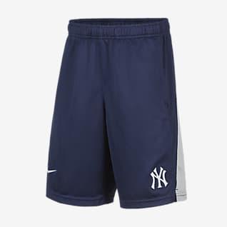 MLB 纽约洋基队 大童(男孩)短裤