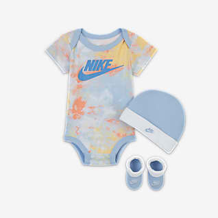 Nike Baby Tie-Dye 3-Piece Box Set
