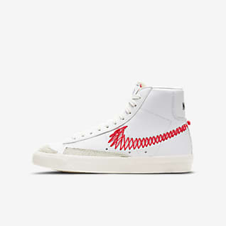 Nike Blazer Mid '77 BG 大童运动童鞋