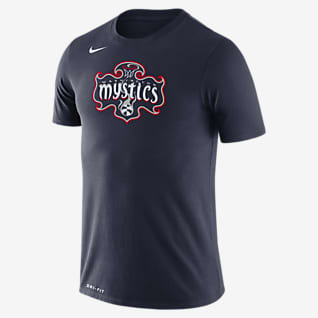 Washington Mystics Logo Nike Dri-FIT WNBA T 恤