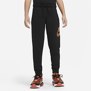 Nike Sportswear Club Fleece Брюки для мальчиков школьного возраста