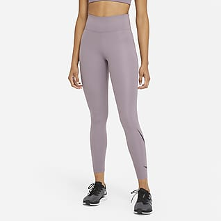 Nike Swoosh Run Women's Mid-Rise 7/8 Running Leggings