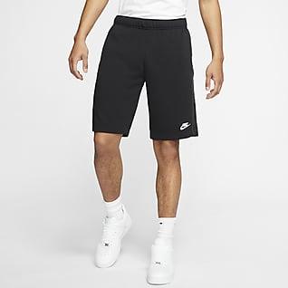 Nike Sportswear Ανδρικό σορτς από υλικό French Terry