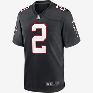 NFL Atlanta Falcons (Matt Ryan) Men's Game Football Jersey