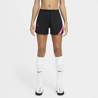 Paris Saint-Germain Academy Pro Shorts de fútbol tejidos para mujer