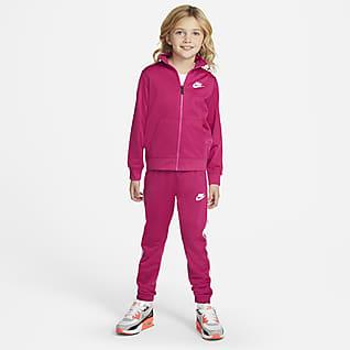 Nike Sæt med jakke og bukser til mindre børn
