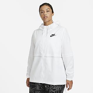 Nike Sportswear Women's Woven Jacket (Plus Size)