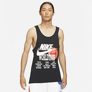 Nike Sportswear 男款背心