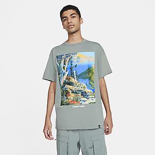 Nike ACG 'Crater Lake' T-shirt met korte mouwen