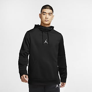 Jordan Air Therma Felpa pullover in fleece con cappuccio - Uomo