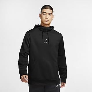 Jordan Air Therma Pullover-hættetrøje i fleece til mænd