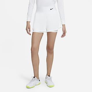 NikeCourt Advantage Shorts de tenis para mujer