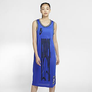 Nike Sportswear 女款針織連身裙
