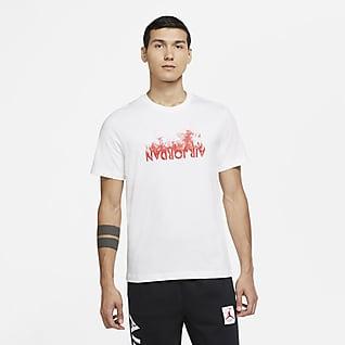 Jordan AJ4 Men's Graphic T-Shirt