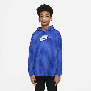 Nike Sportswear Big Kids' (Boys') Fleece Top