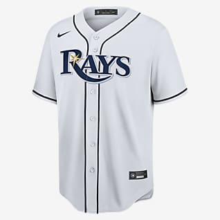 MLB Tampa Bay Rays (Kevin Kiermaier) Men's Replica Baseball Jersey