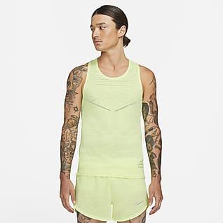 Nike Dri-FIT ADV Run Division Haut de running sans manches pour Homme