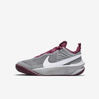 Nike Team Hustle D 10 Big Kids' Basketball Shoes