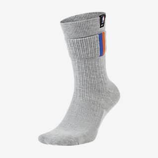 New York Knicks Courtside Nike NBA Crew Socks