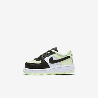 Air Force 1 Low 07 Infant Toddler Lifestyle Shoe (WhiteRed)