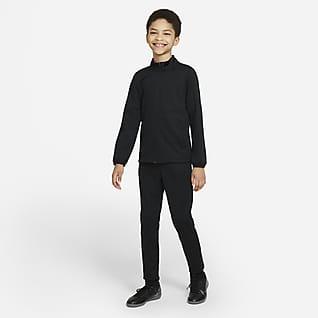Nike Dri-FIT Academy Πλεκτή ποδοσφαιρική φόρμα για μεγάλα παιδιά