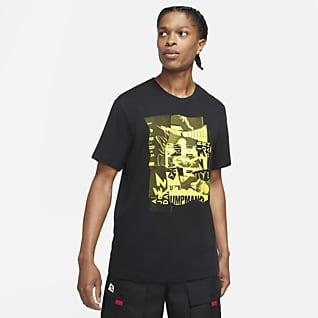 Jordan Jumpman Flight Kısa Kollu Erkek Tişörtü