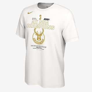 Milwaukee Bucks Men's Nike NBA T-Shirt
