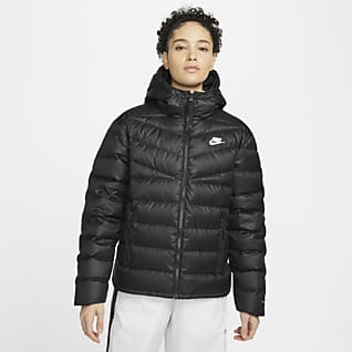 Nike Sportswear Therma-FIT Repel Windrunner Kadın Ceketi