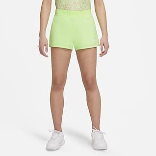 NikeCourt Dri-FIT Victory Pantalón corto de tenis - Niña