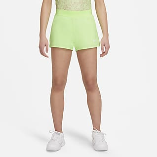 NikeCourt Dri-FIT Victory Short de tennis pour Fille plus âgée