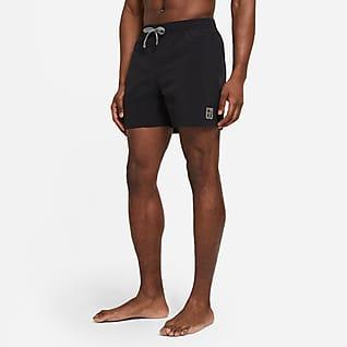 Nike Solid Icon Herren-Badeshorts (ca. 12,5 cm)