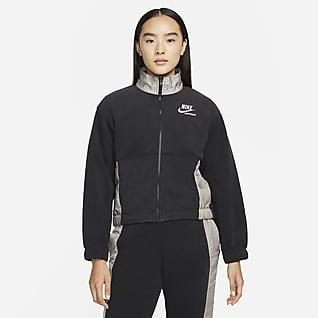 Nike Sportswear Heritage Women's Plush Jacket